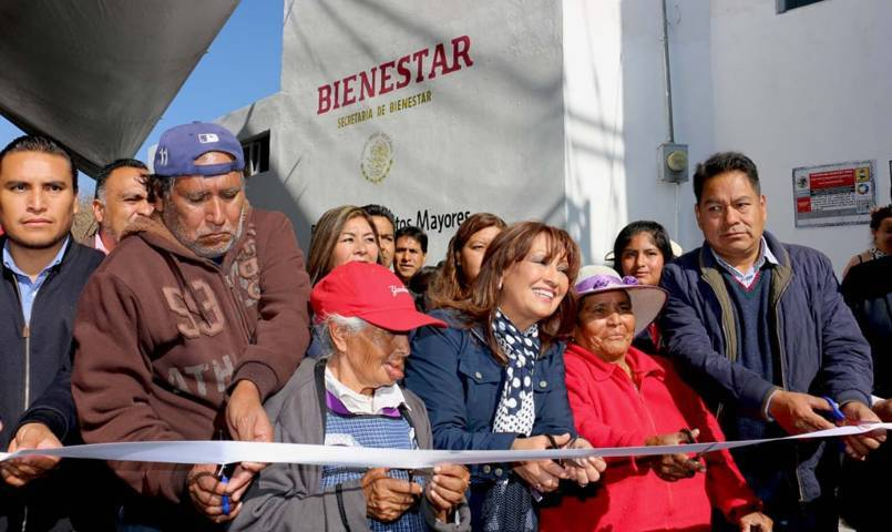 Cuéllar pone en marcha Centro de Atención Regional de Adultos Mayores