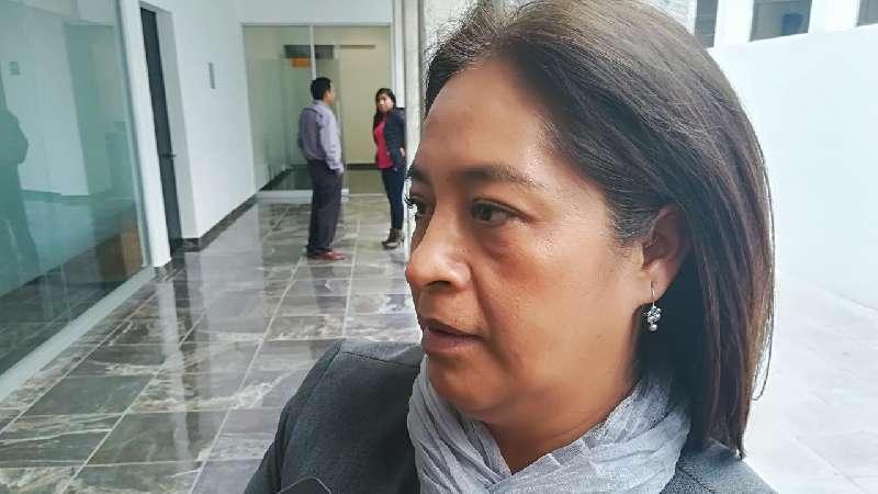 Desmienten que coordinadora de Morena no la dejaron pasar al evento de AMLO