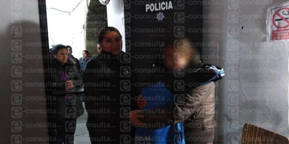 Después de 8 horas desaparecida localizan a menor de edad en Xaltocan