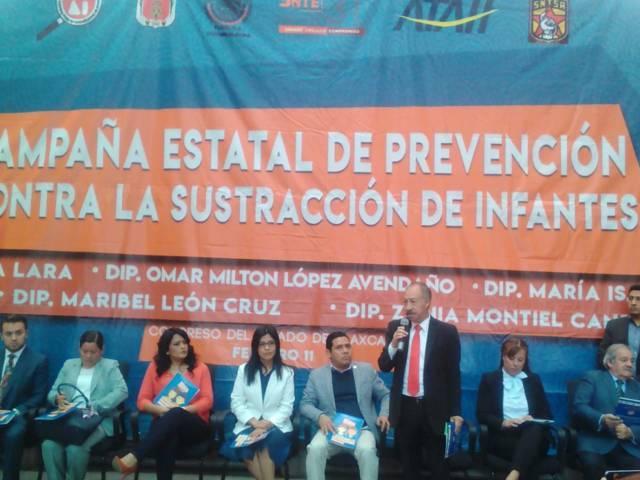 En Tlaxcala se roban niños de entre 12 a 16 años de edad