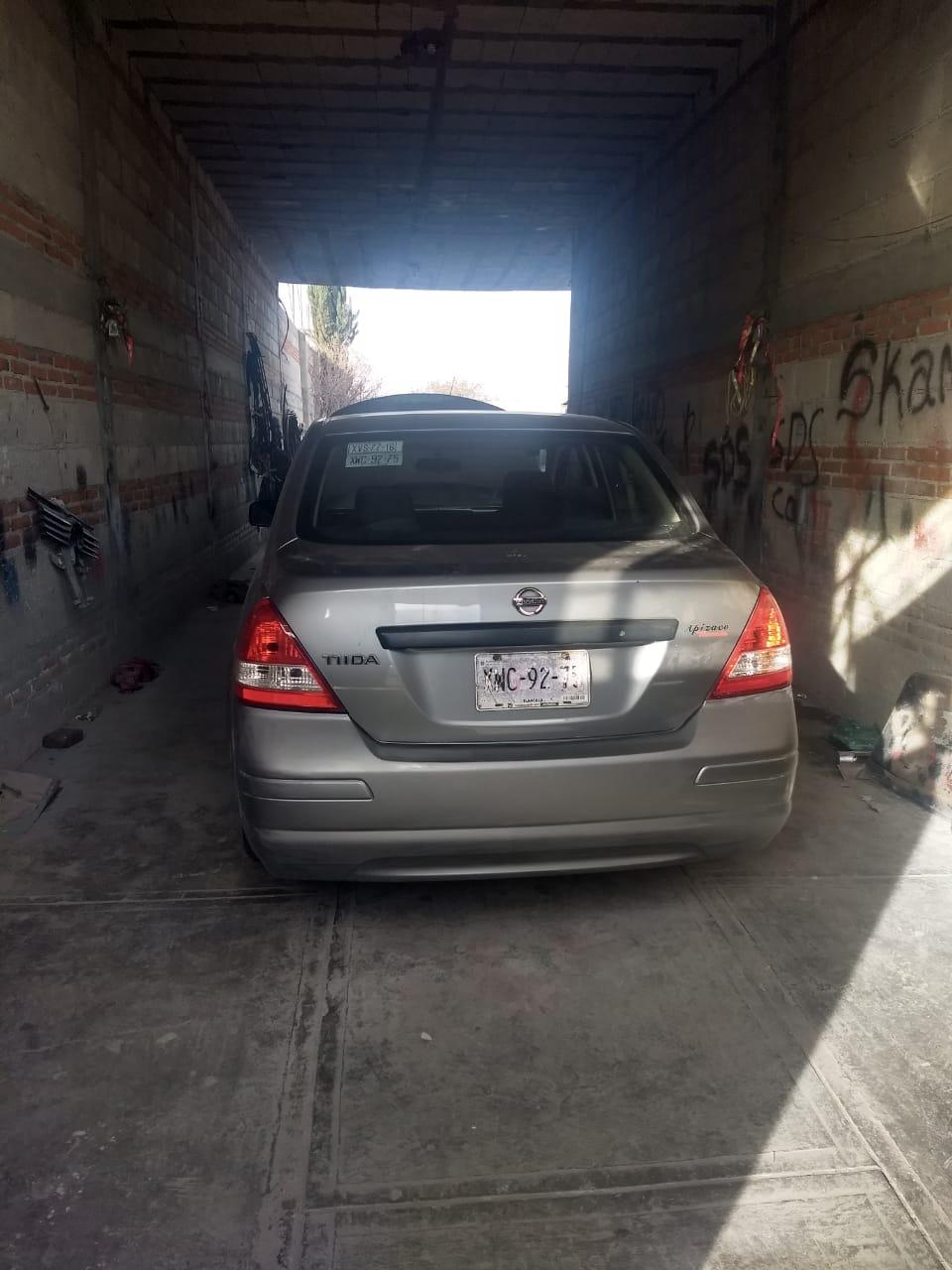 Localiza PGJE vehículo con reporte de robo