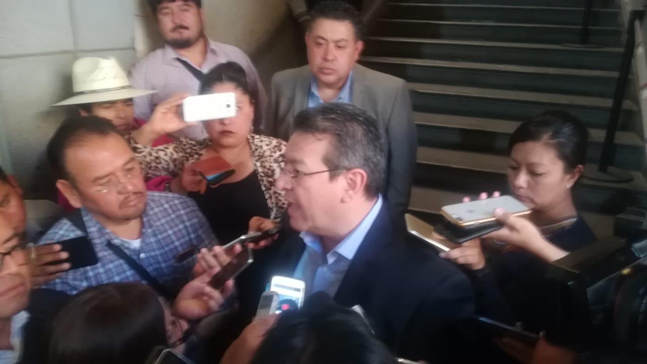 Gobernador Mena respalda la creación de la  Guardia Nacional