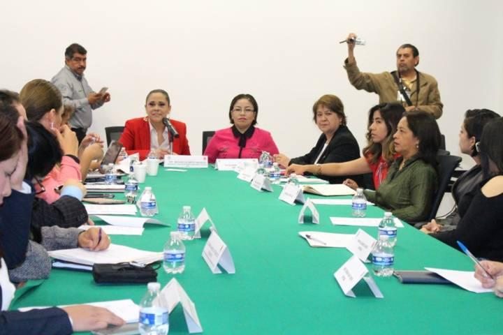 Instalan comisión para realizar solicitud de Alerta de Violencia de Género en Tlaxcala