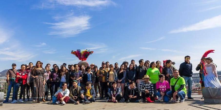 Destaca influencer la belleza y riqueza cultural de Tlaxcala