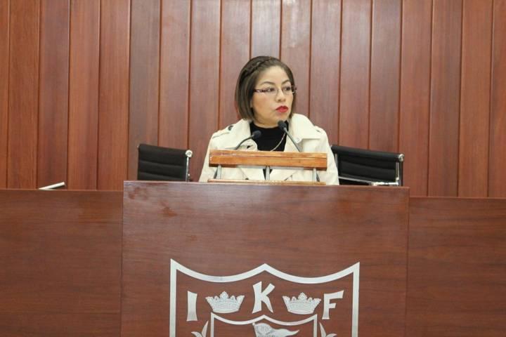 Diputados improductivos buscan apoyo a mujeres violentadas