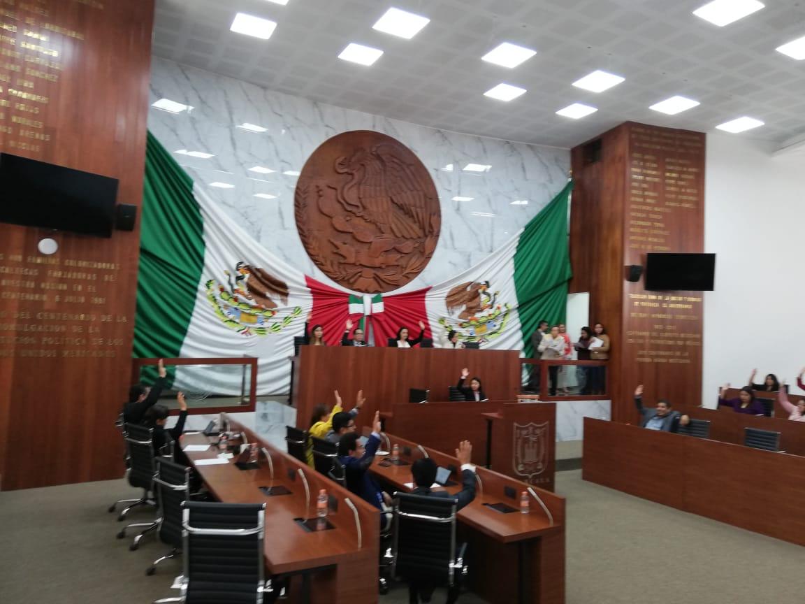 Tlaxcala aprueba por unanimidad la Guardia Nacional