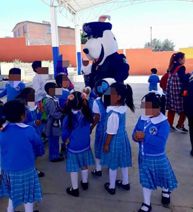 """Con el programa """"Mi amigo Policía"""" los niños conocerán su trabajo: KPS"""