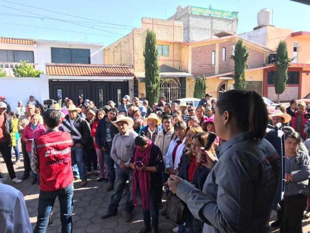 Arranca programa de escrituración en el municipio de Tlaxco
