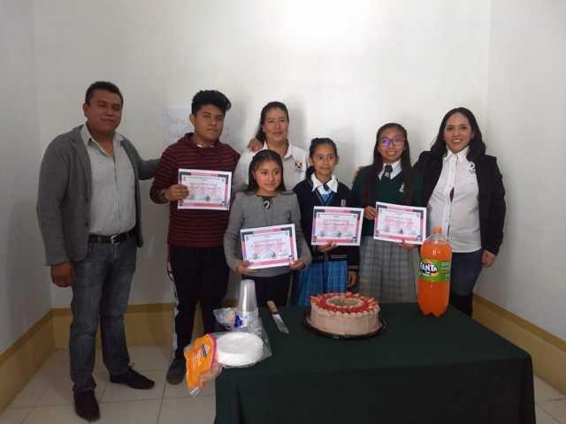 Realizó SMDIF de Ixtenco elección del Niñ@ DIFusor 2019