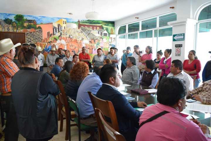 Reducirán al 50% salario de la Presidenta de Comunidad de San Juan Quetzalcoapan
