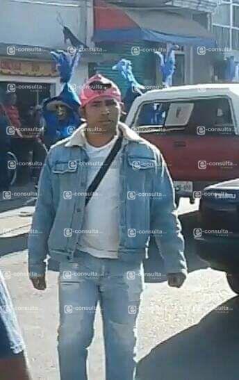 Identifican al sujeto que detonó arma en carnaval de Tenancingo