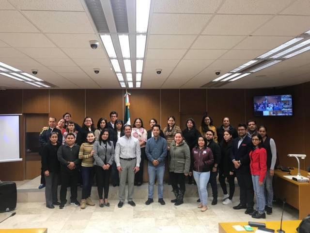 Imparte Maldonado Bonilla taller sobre justicia alternativa en Xalapa, Veracruz