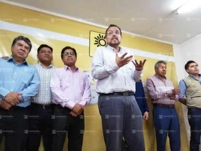 PRD tiene miedo que en 2021 desaparezca por el efecto de Morena