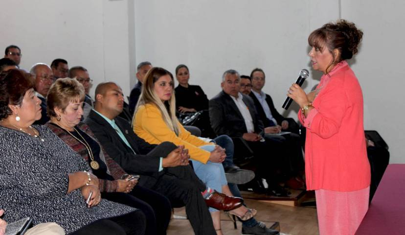 Gobierno Federal y empresarios confirman trabajos coordinados: LCC