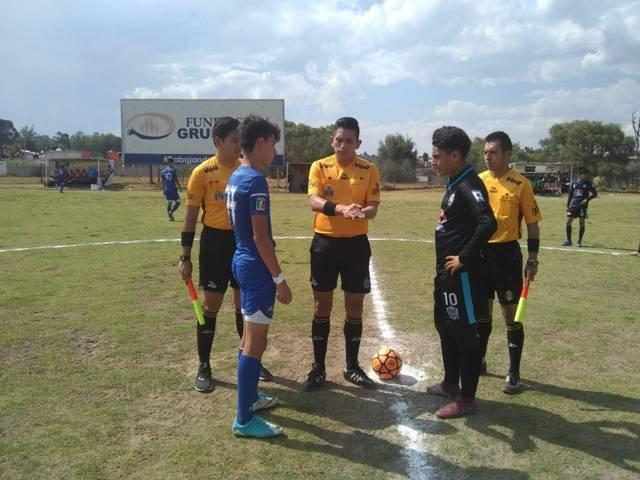 SAGA Star Juniors F'C le quita lo invicto Tuzos Pachuca