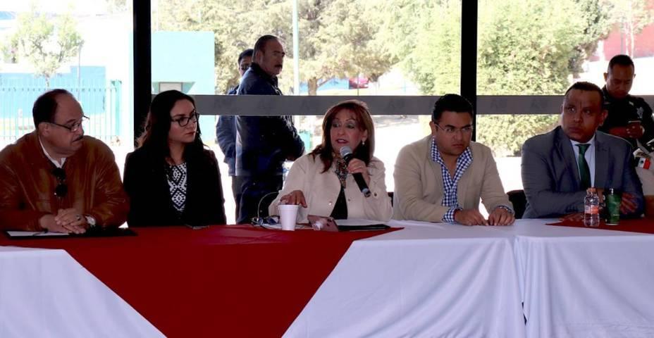 Se reúne Coordinación Territorial para la Construcción de la Paz