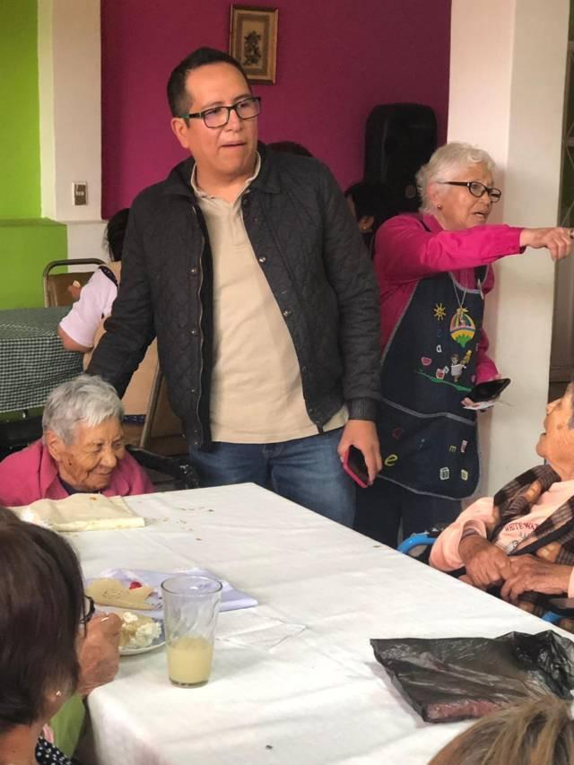 Indispensable reconocer el legado de los adultos mayores: JMMS