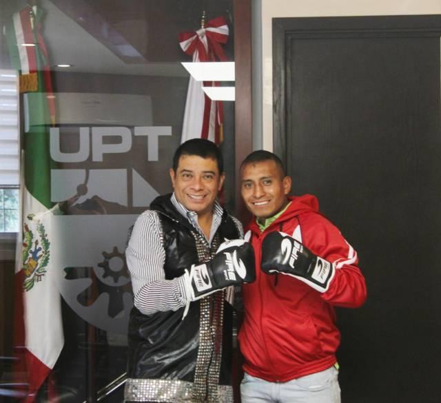 Busca instructor de boxeo UPTx pase a Juegos Olímpicos