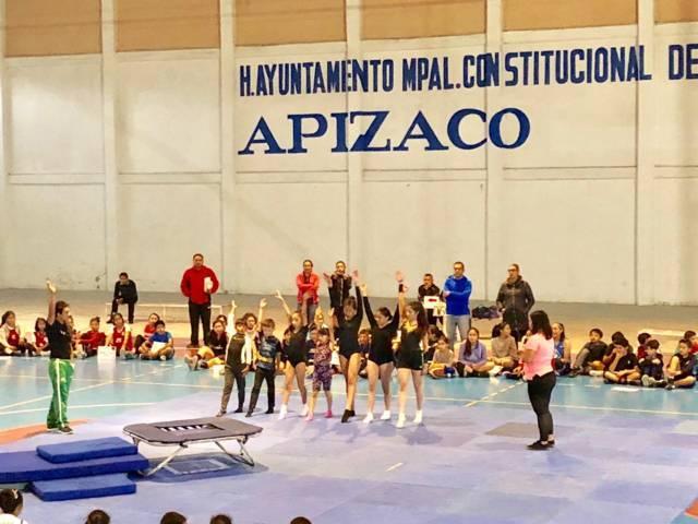 Gran afluencia durante la Semana Nacional de la Activación Física en Apizaco