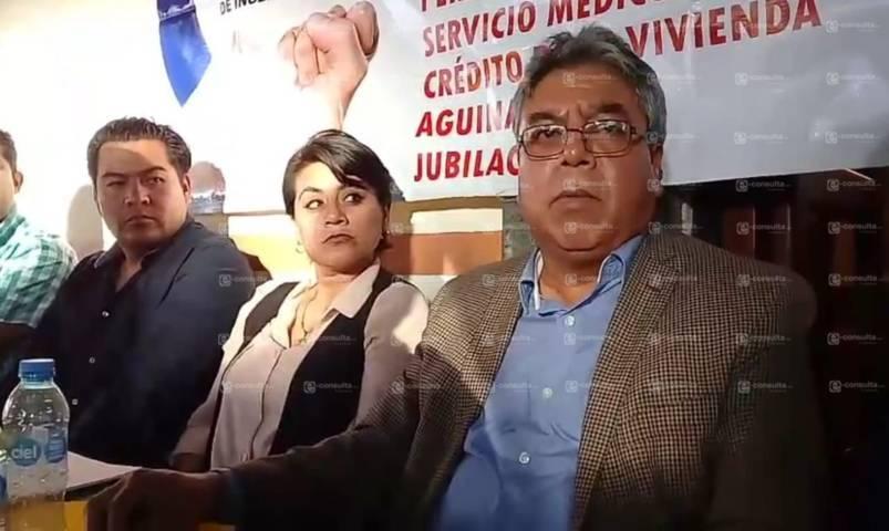 MXM pide a delegados del SNTE no vender su voto