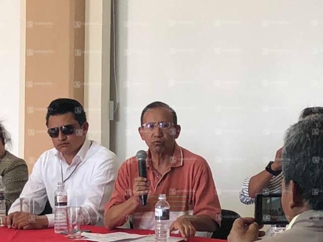 MXM reportó 30 maestros golpeados en el congreso del SNTE
