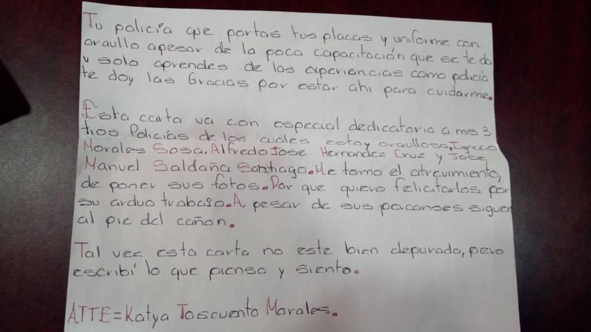 """Premian a ganadores del concurso """"Mi Pequeño Policía"""""""