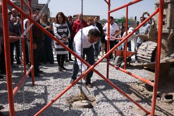 Chiautempan tendrá la torre mas alta de Tlaxcala, en la proxima Plaza Santa Julia