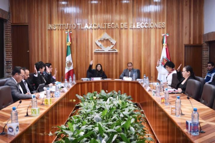 ITE avaló al PES como nuevo instituto político local