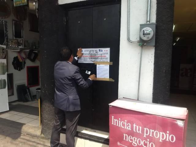 Suspenden Sky Bar de Apizaco por atentar contra integridad de personas