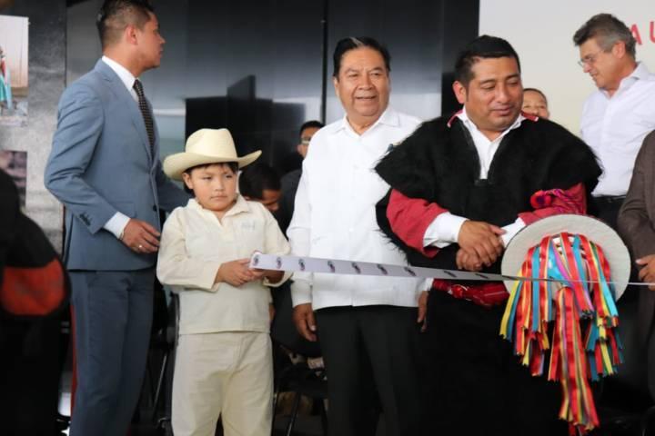 Se pronuncia Joel Molina por la identidad, orgullo y dignidad de pueblos indígenas
