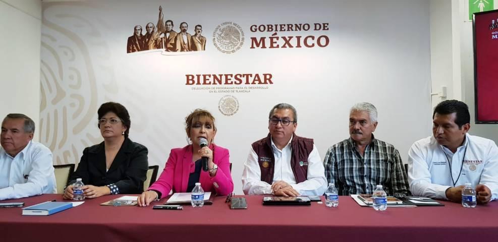 Entrega Gobierno Federal  698 mdp a tlaxcaltecas en cuatro meses
