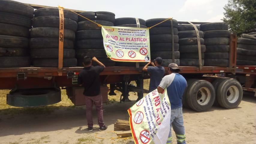 """Ayuntamiento promueve campaña """"Di No al Plástico"""""""