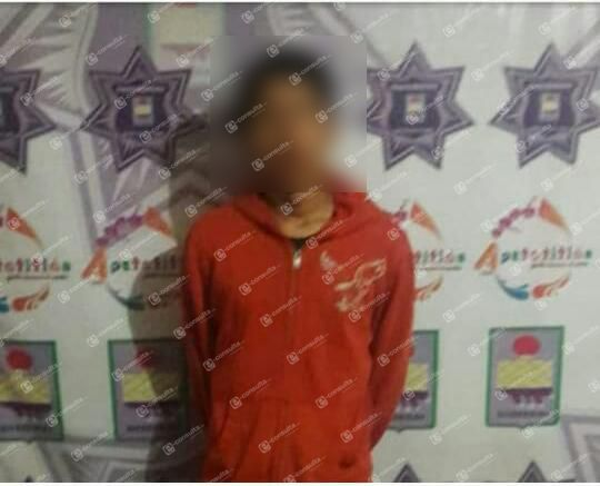 Hijo del presidente de comunidad de Tlamahuco es detenido por rata