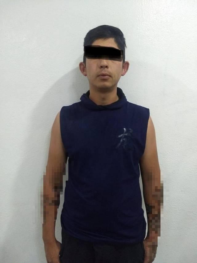 Detiene Policía de Apizaco a homicida