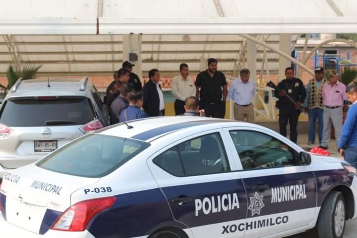 Ixtacuixtla se fortalecerá la seguridad pública: Rafael Zambrano