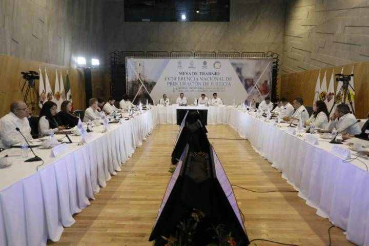 Se suma Tlaxcala a los acuerdos de la primera sesión de la CNPJ Zona Sureste