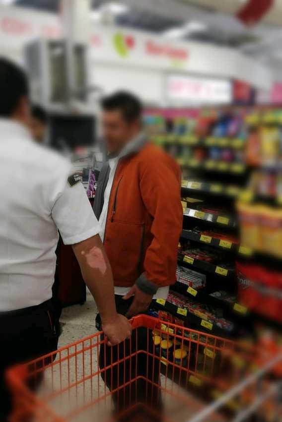 Asegura Policía de Apizaco a fardero ¡por segunda ocasión!