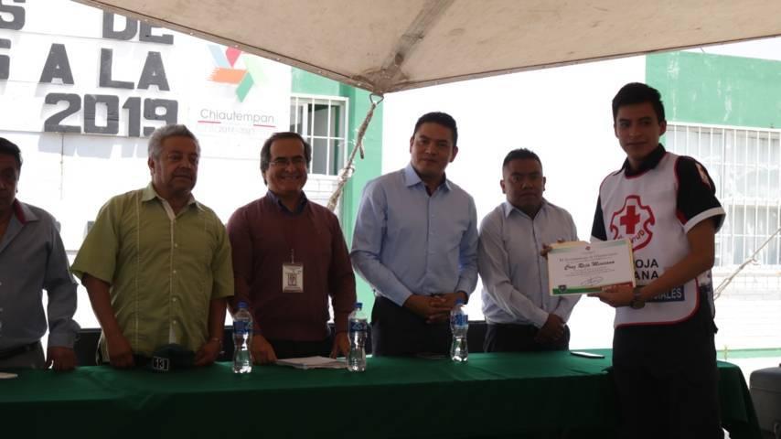 Realizan jornada de servicios a la juventud en el municipio sarapero