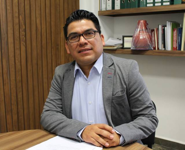 Garrido reconoce la labor de AMLO en apoyo a sectores vulnerables