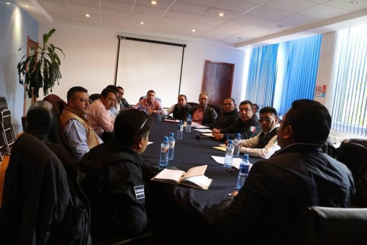 Robustecerán seguridad publica en las comunidades de Apizaco