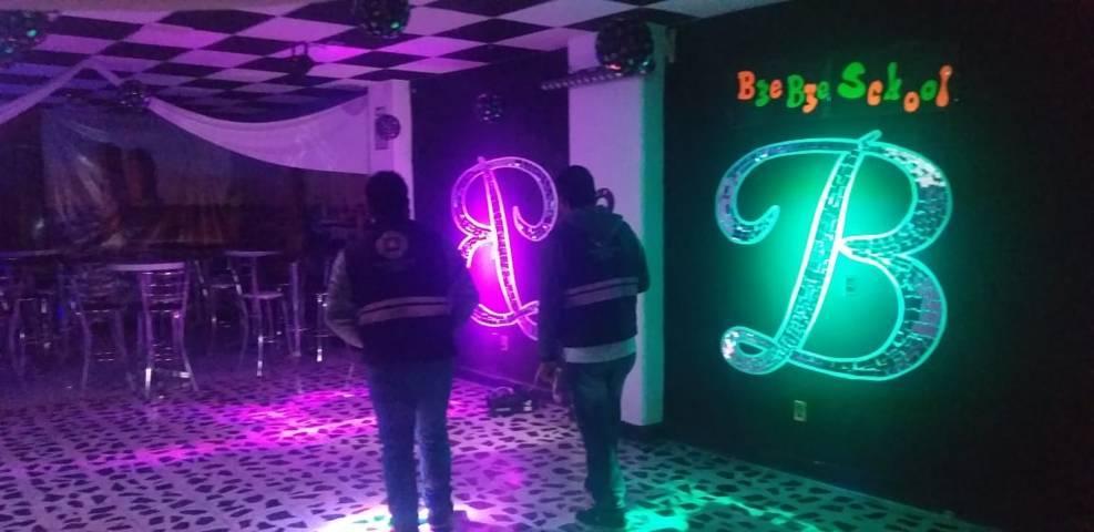 Clausuran bares y centros nocturnos en el municipio sarapero