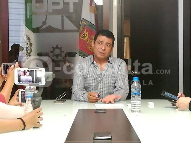 Delincuentes conocían el movimiento interno de la UPT: Padilla
