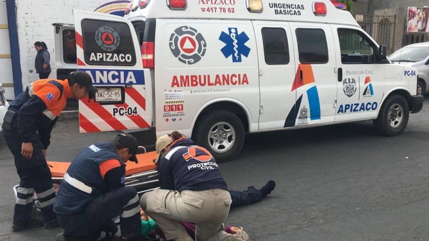 Reconoce Hernández Mejía a paramédicos de Apizaco