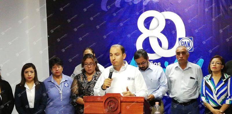 Tlaxcala volverá a ganar la gobernatura: Cortés
