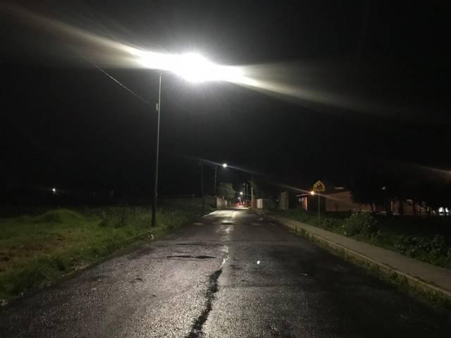 Atención inmediata del alcalde de Apizaco sobre falta de luminarias