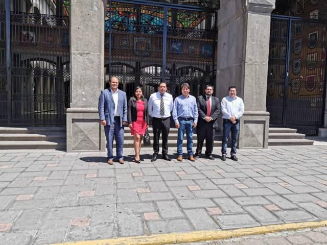 Santa Cruz Tlaxcala es observando apenas con el 0.7% del OF: alcalde