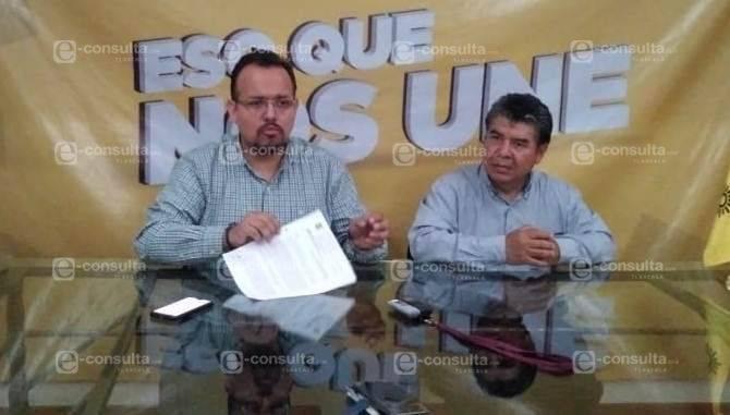 Mena guarda silencio ante la propuesta del PRD contra la delincuencia
