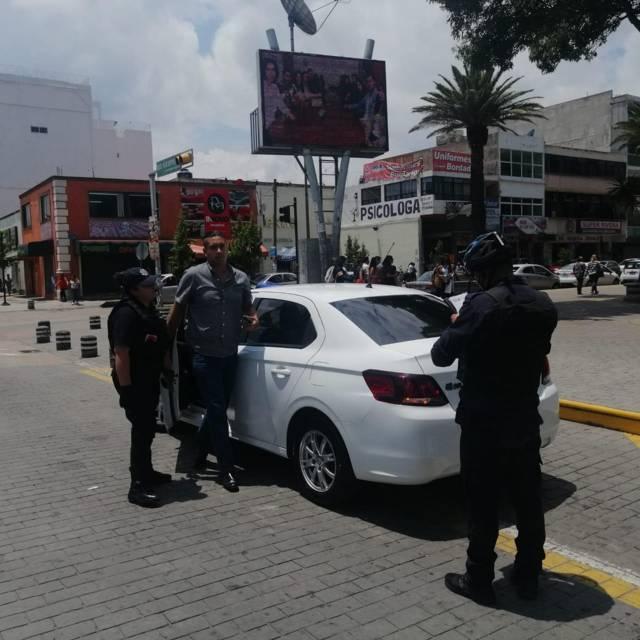 Arranca operativo contra vehículos con cristales polarizados