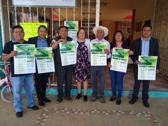 Abren convocatoria para apoyos del sector campesino en Quilehtla