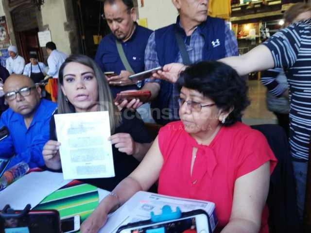 Edil de Huactzinco sospechoso de mandar a balear la casa de la síndico